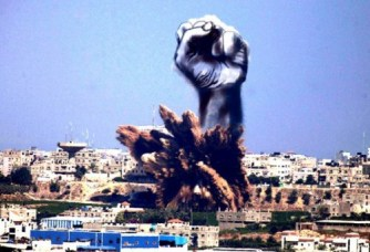 gaza-airstrike-smoke-fist-by-tawfik-gebreel-1-537x368-500x342