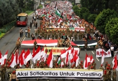 indonesia gaza