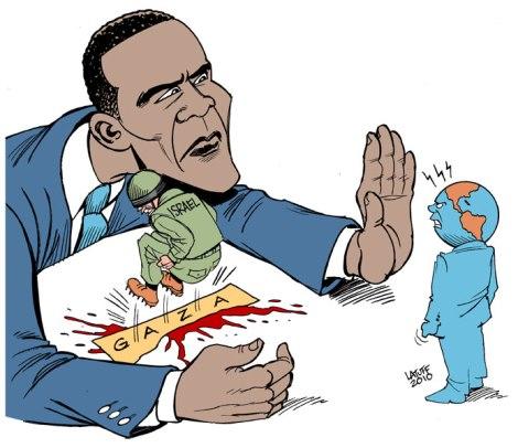 Israel_refuses_lift_blockade_by_Latuff2