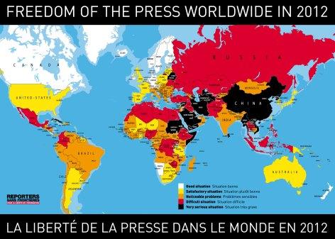 press-freedom-worldmap-2012